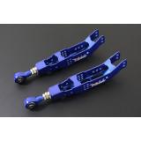 IMPREZA/LEGACY/GT86/BRZ Sada zadných dolných ramien (zníženie 20-40mm)- odklon (PILLOW BALL)