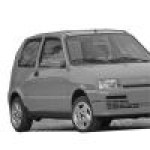 Fiat Cinquecento (98-07)