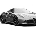 Alfa Romeo 4C (13-18)