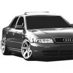 Audi A4/S4 B5 (94-01)