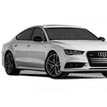 Audi A7 4G8 (10-17)