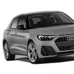 Audi A1 GB (18-xx)