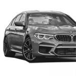 BMW 5er M5 F90 (17-xx)
