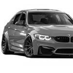 BMW 4er F80/F82 M3/M4 (14-18)