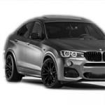 BMW X4 F26 (14-18)