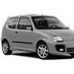 Fiat Seicento (98-10)