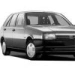 Fiat Tipo (88-20xx)