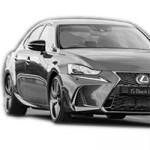 Lexus IS XE30 (13-18)