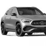 Mercedes GLA X156 (13-xx)