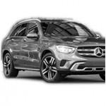 Mercedes GLC X253 (16-xx)