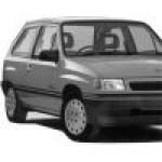 Opel Corsa A (82-93)