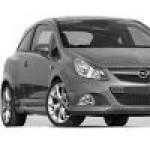 Opel Corsa D (06-14)