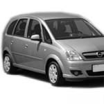 Opel Meriva (03-17)