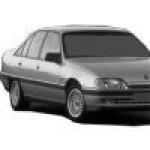 Opel Omega A (86-93)