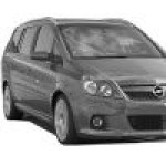 Opel Zafira B (05-14)