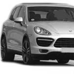 Porsche Cayenne (92A)