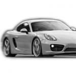 Porsche Caymam (981)