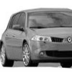 Renault Megane II (02-08)