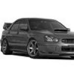 Subaru Impreza GD,GG (00–07 )