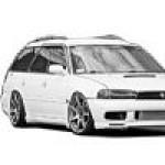 Subaru Legacy/Outback BD BK (94-99)