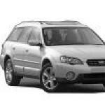 Subaru Legacy/Outback BL BP (03-09)