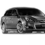 Subaru Legacy/Outback BM BR (09-17)