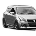 Suzuki Swift NZ (10-17)