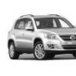 VW Tiguan 5N (07-15)