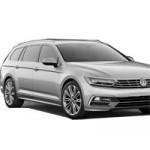 VW Passat 3G B8 (14-19)