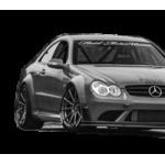 Mercedes CLK-Class W209 (03-10)