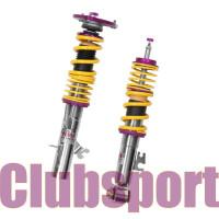 KW Clubsport + uloženia AUDI RS3 (8P)